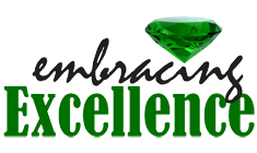 Embracing Excellence activity home page