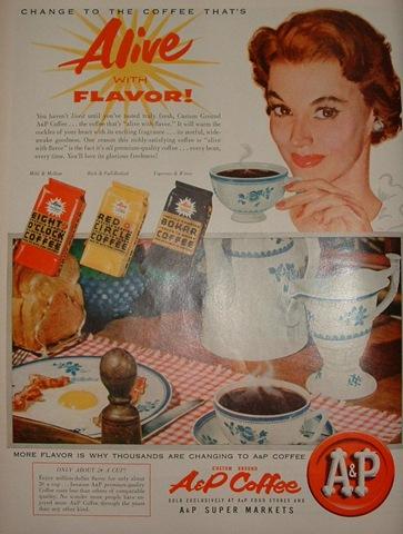 coffee ad 1955-1-2-15