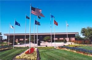 1-30-15Veteran's Plaza Troy City Hall