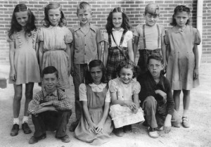 Mrs Vaniburg's class 1949 smith el