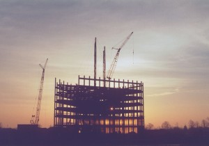 4-15-15-Top of Troy Under Construction