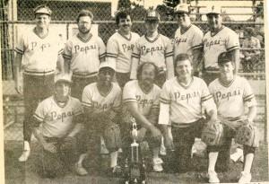 4-16-15-Softball-Team-sponsored-by-Pepsi-Cola