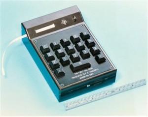 4-20-15 first handheld calculator