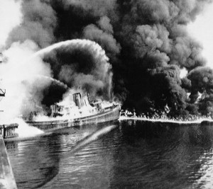 4-22-15-Cuyohoga River Fire