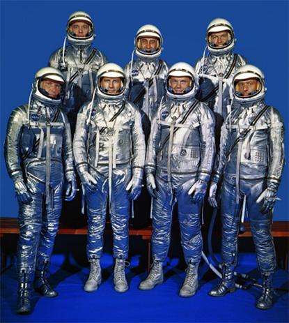 4-9-15-mercury-7 astronauts