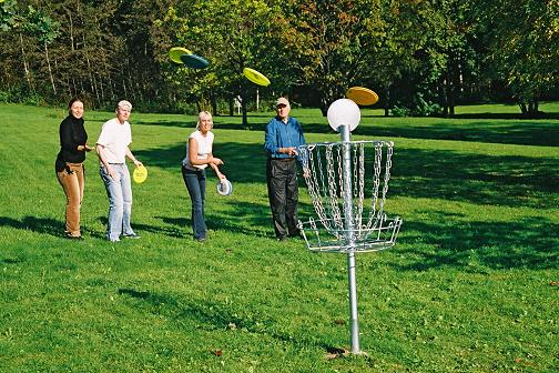 June 10, 2015 – Frisbee golf comes to Troy – 1980 – Troy ...
