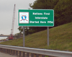 6-26-15-Beginning of the Interstate system