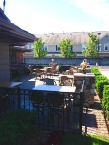 Alibi outdoor space
