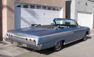 8-24-15-1962 Chevy Impala convertible