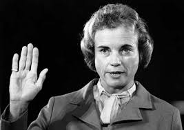 9-26-15-Justic Sandra Day O'Connor