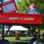 10-18-15-Radio Flyer Wagon