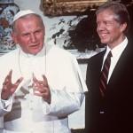 10-6-15-John Paul II with Carter