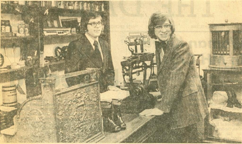 Photo 5-Joe Howey and Michael Wasilewski-1974