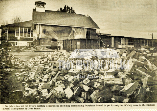 Poppleton Rebuilding