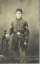 Josiah Peter Hackett, 30th Michigan, Matthew's Great-great grandfather
