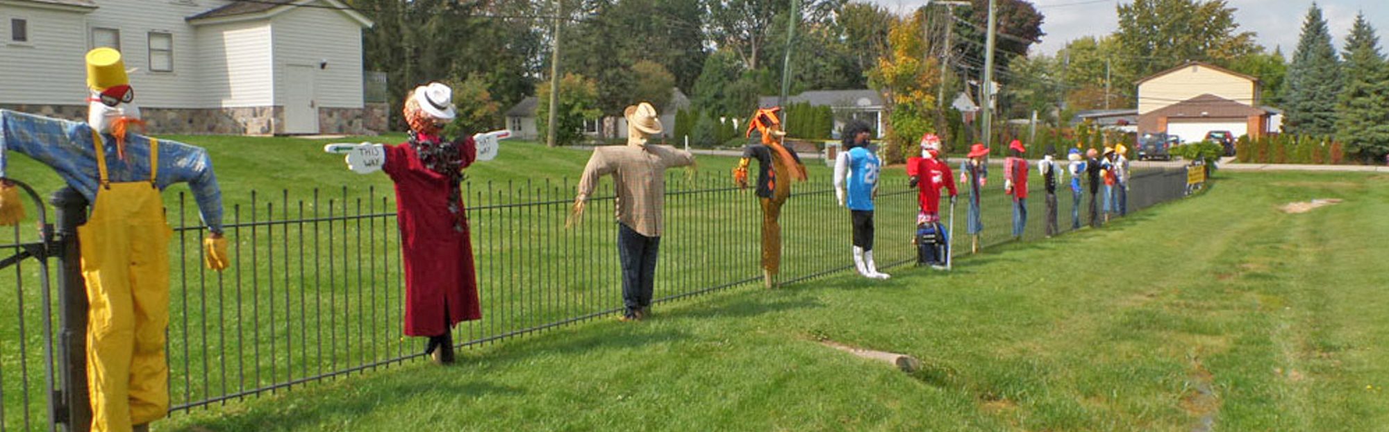 Scarecrow Nation