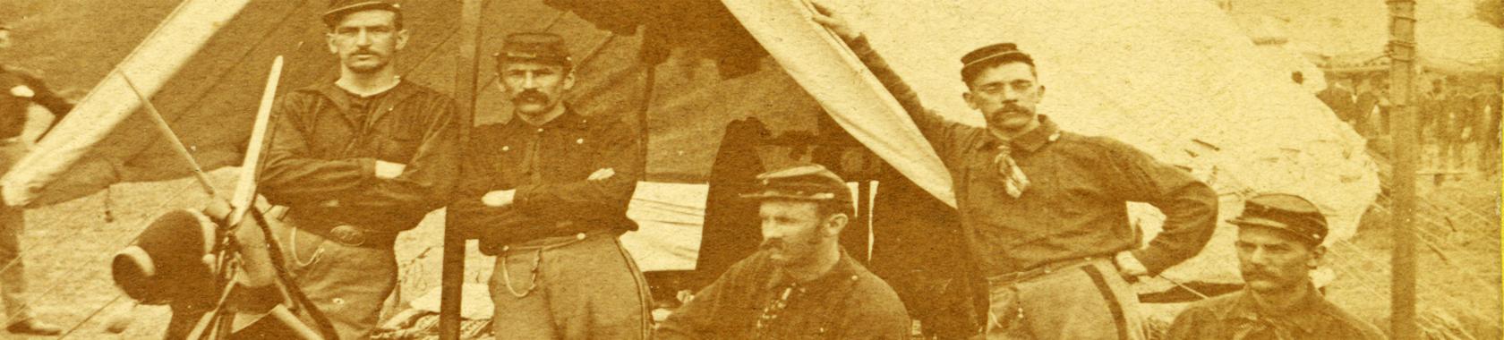 Teas at Two: Michigan Notables: Civil War