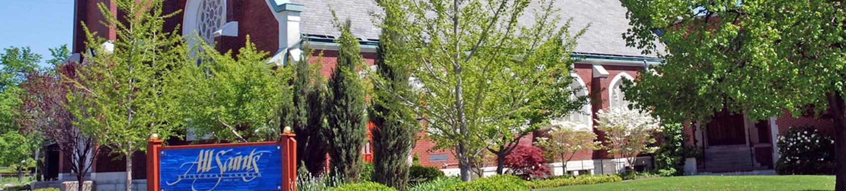 Place of Worship Tours – All Saints' Episcopal Church