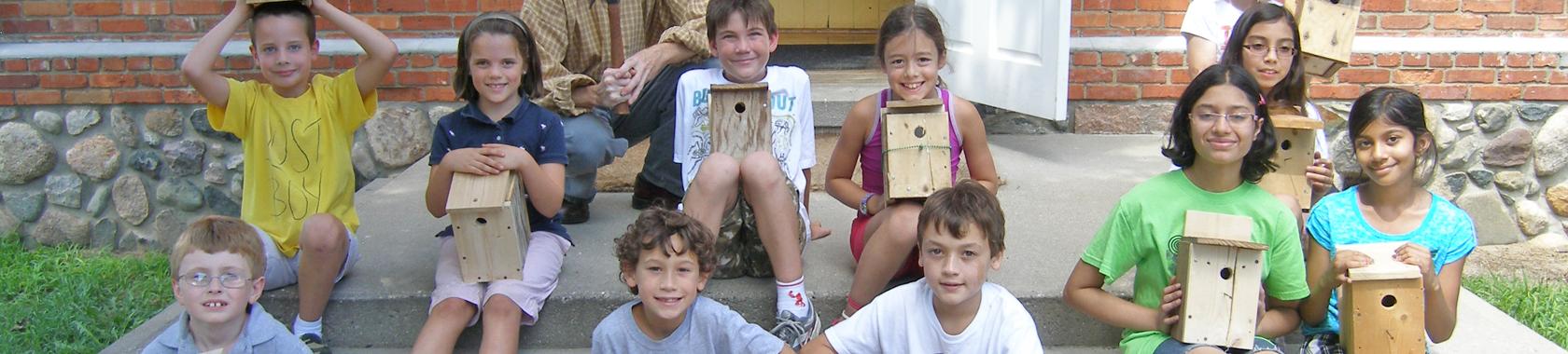 Homeschool Happenings: Materials & Makers