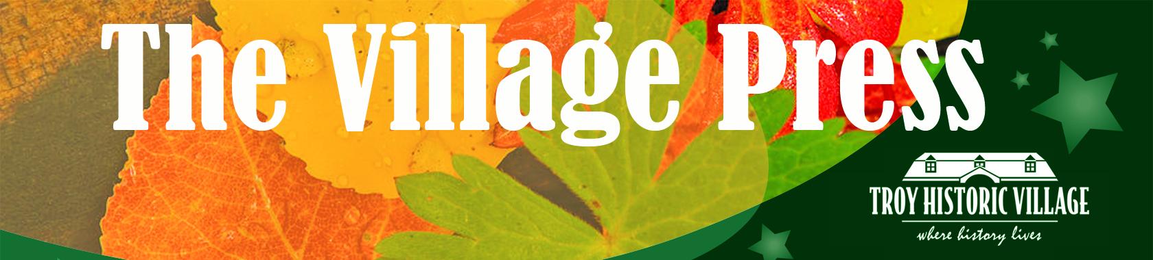 Village Press Magazine