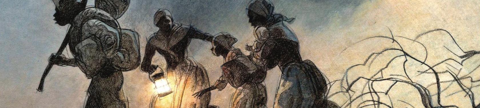 Homeschool Happenings: Freedom Seekers: Underground Railroad