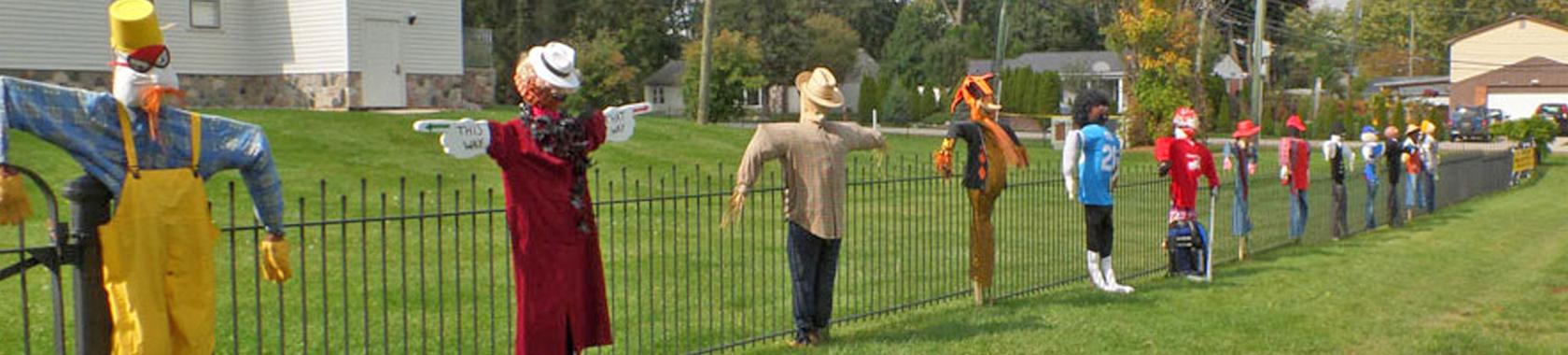 Scarecrow Row