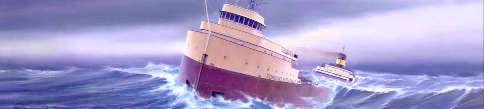 Teas at Two: The Legend Lives On Edmund Fitzgerald