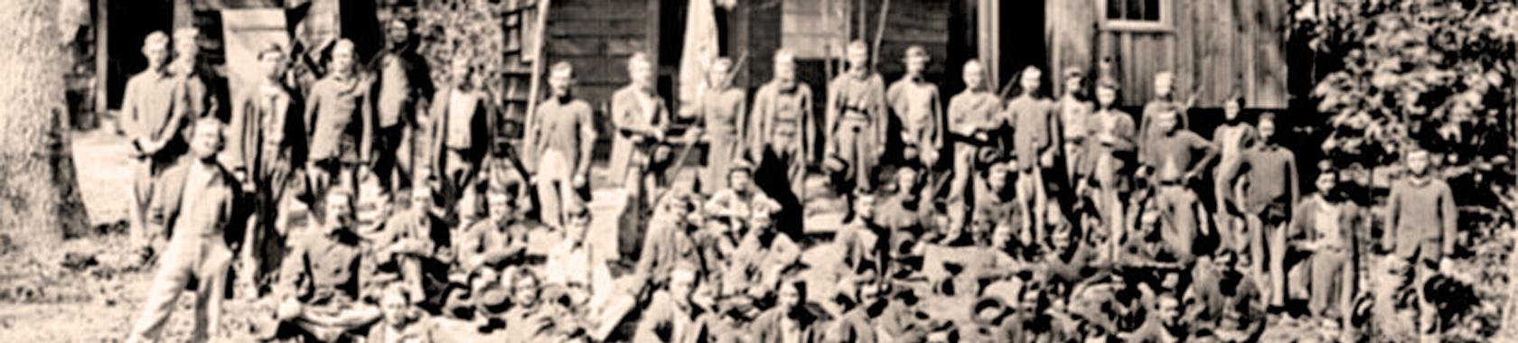 Civil War Songs & Stories