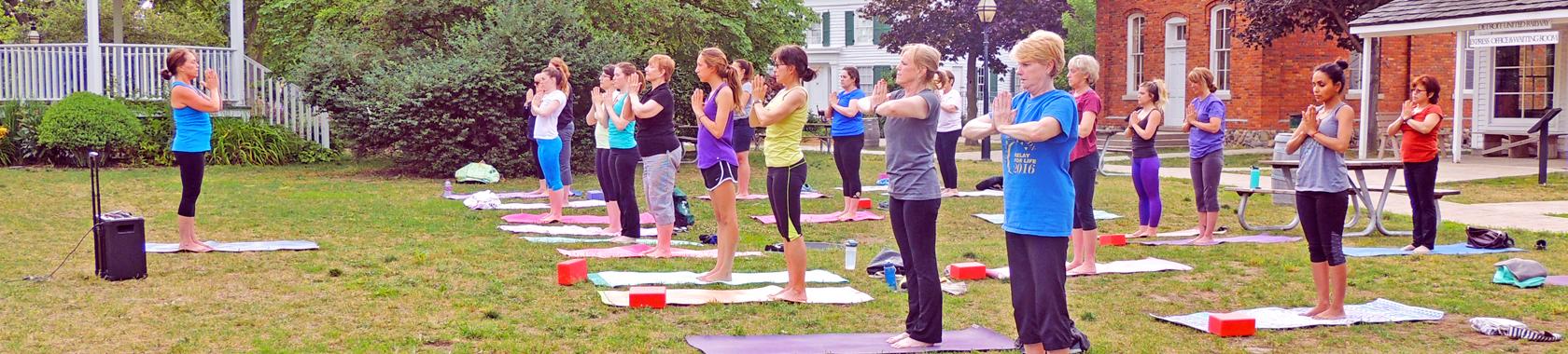 "Yoga ""Karma"" Class"