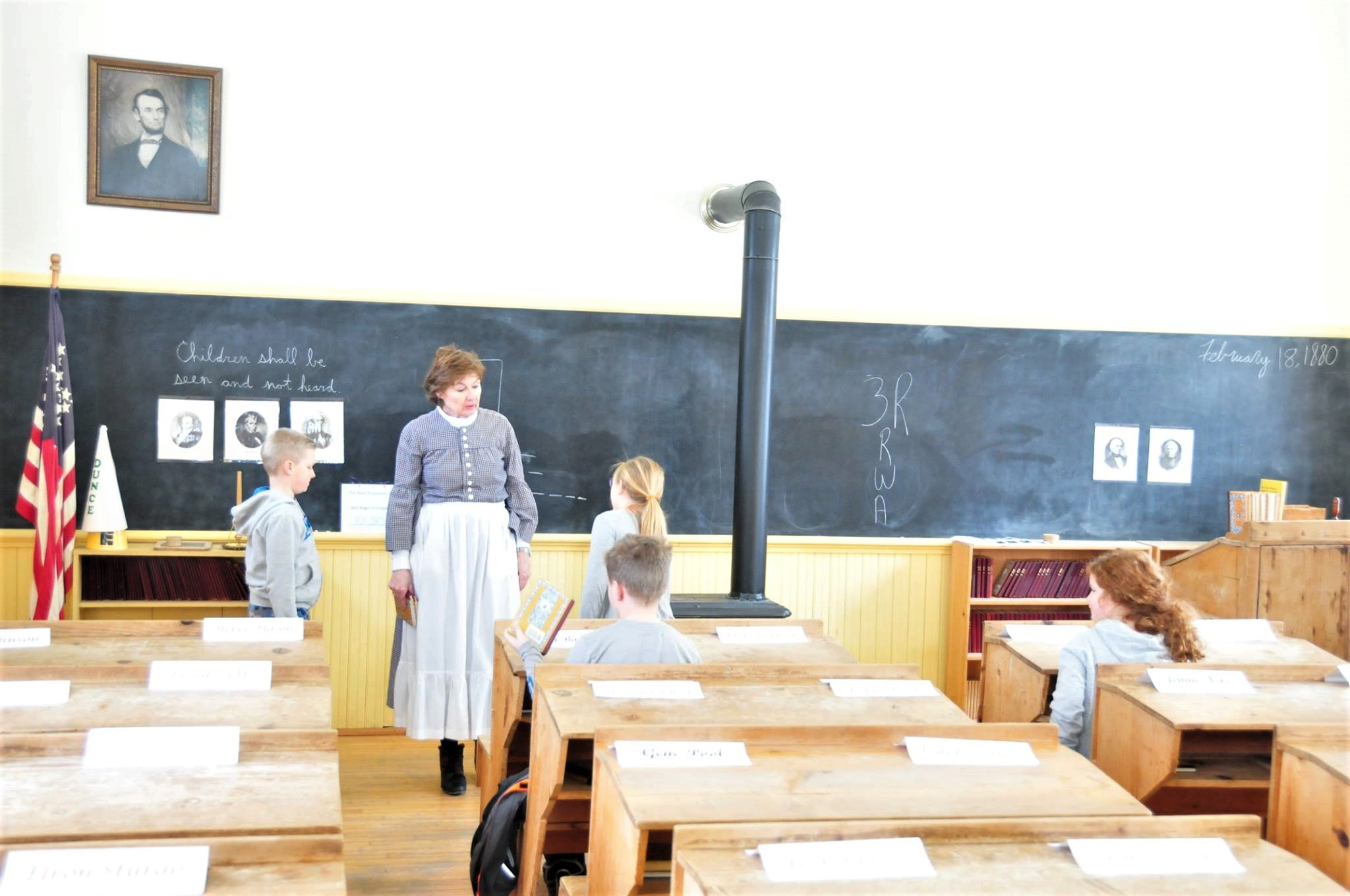 Learning in a one-room schoolhouse: