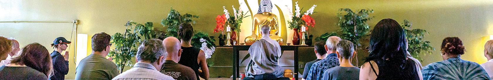 Place of Worship Tours – Dharma Gate Zen Center