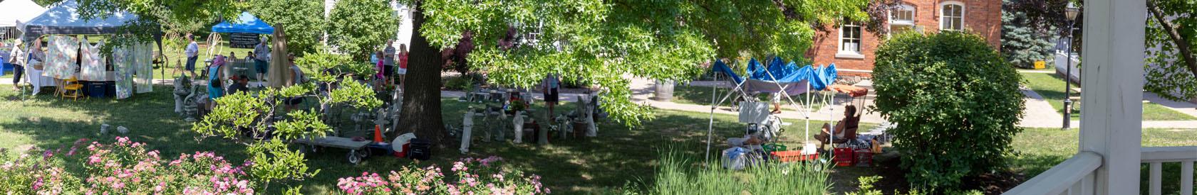 Troy Garden Walk