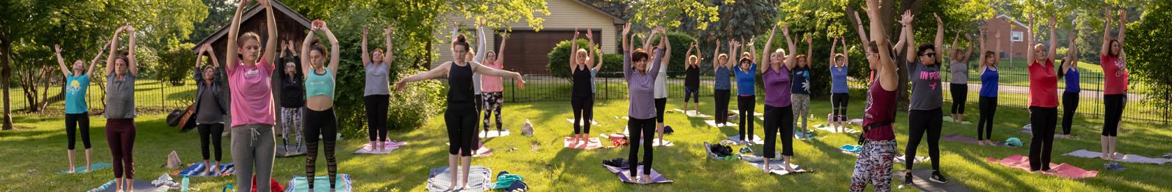 Fall Series Yoga