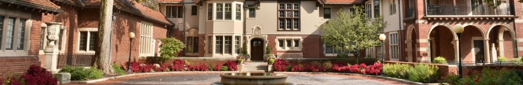 Hearth & Soul:  Cranbrook House & Gardens