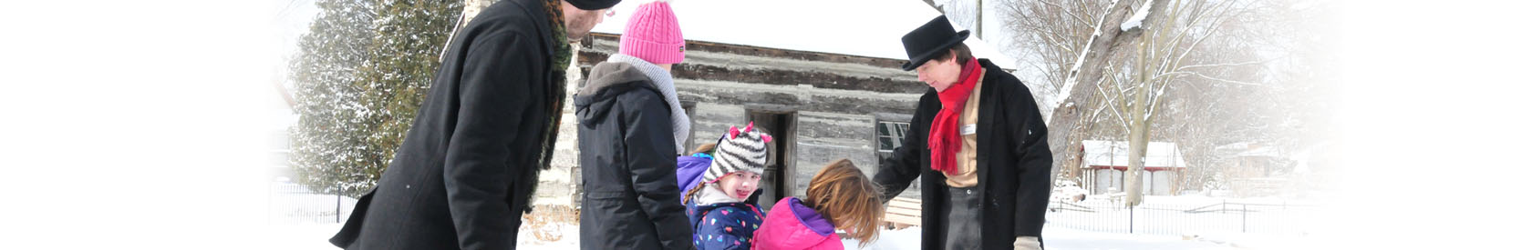 Homeschool Happening: Snowsnakes, Sleds, and School