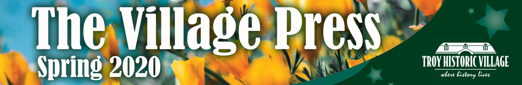Village Press Newsletter